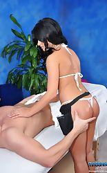 massage girls photos